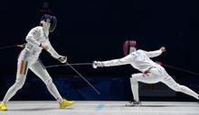 體壇奇觀又一樁 金牌擊劍女將因跳繩被淘汰
