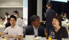 陳時中蔣萬安黃珊珊被安排同桌共餐 (圖)
