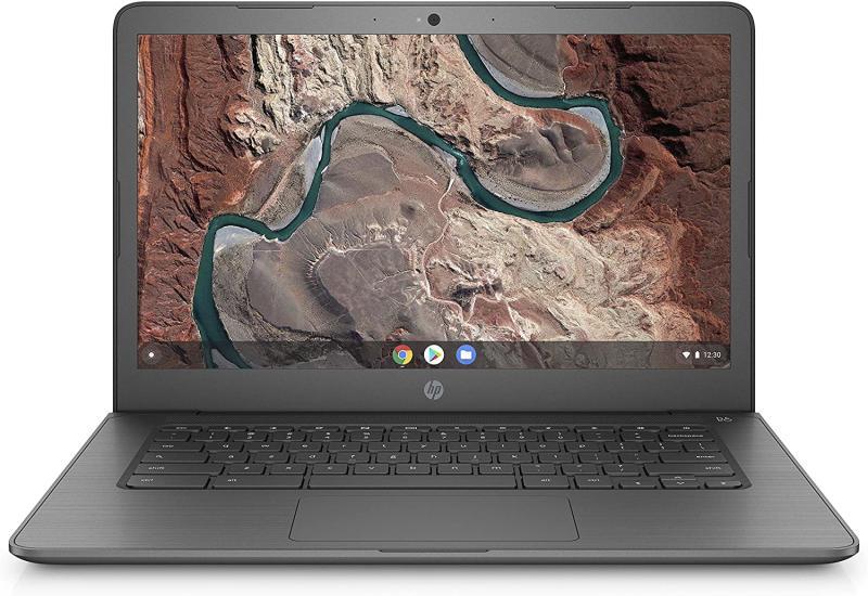 HP Chromebook 14-inch. Image via Amazon.