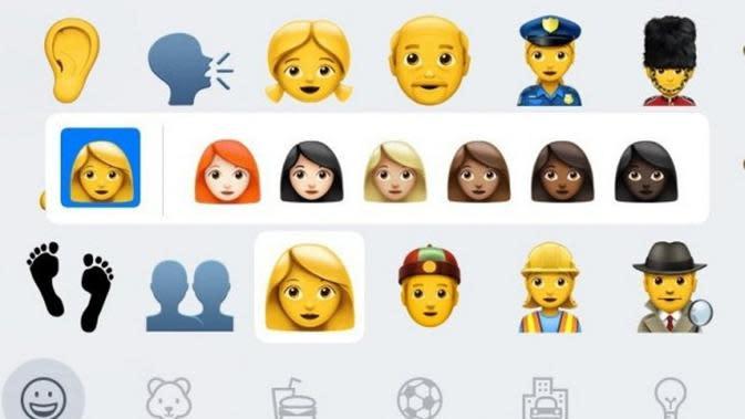 Ilustrasi emoji. (via: emojipedia.org)