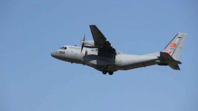 Turki Nekat Terobos Langit Negeri Dewa Pakai Pesawat Buatan Bandung