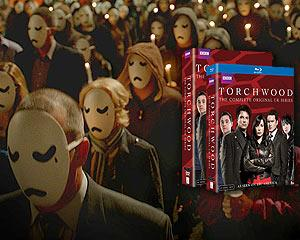 Yahoo! TV Giveaway: 'Torchwood: Miracle Day' Prize Pack