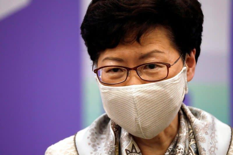 "Pemimpin Hong Kong sebut pusat keuangan ini tak mampu lagi hadapi ""kekacauan"""