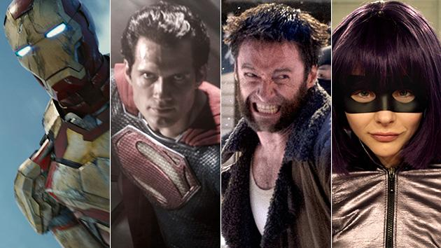 Summer Superhero Movie Slate: Iron, Krypton & Adamantium (oh my!)