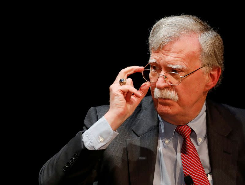 Trump asked China to help him win in 2020, offered 'favors to dictators,' Bolton says