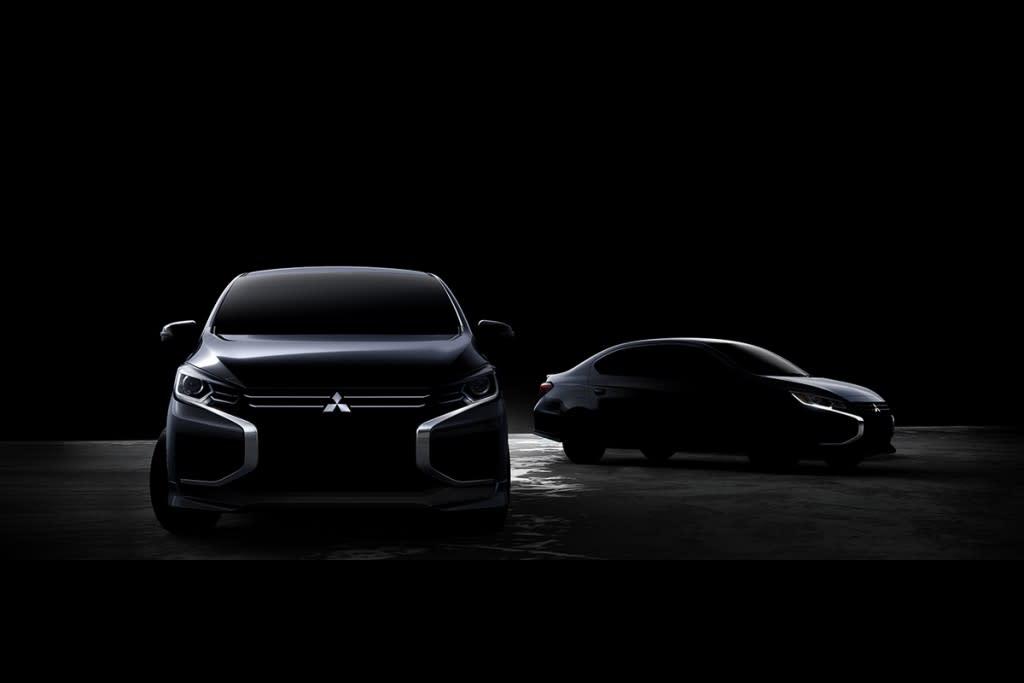Mitsubishi 年終新車二連發,Mirage/Attrage 與 Xpander Crossover 規格即將亮相