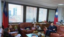 駐西班牙代表接受西國主流媒體OK電子報專訪 (圖)