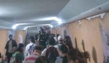 國慶煙火40萬人擠爆!接駁車亂象網怒了:等車+搭車花6小時