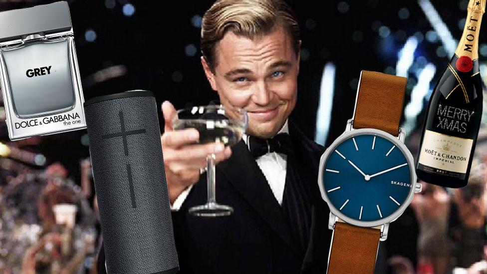 <p>Stuck on what to get the men in your life for Christmas? These gift ideas will have them jumping for joy. </p>