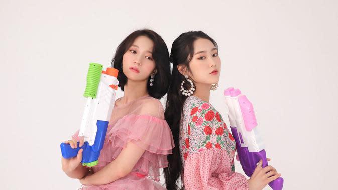 Jiho dan Binnie Oh My Girl