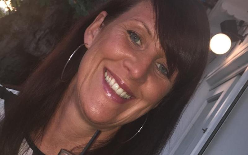 Lindsay Birbeck's body was found wrapped in plastic bags in a shallow grave - Lancashire Constabulary/PA