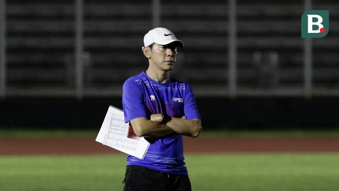 Andy Setyo Bicarakan Gaya Kepelatihan Shin Tae-yong