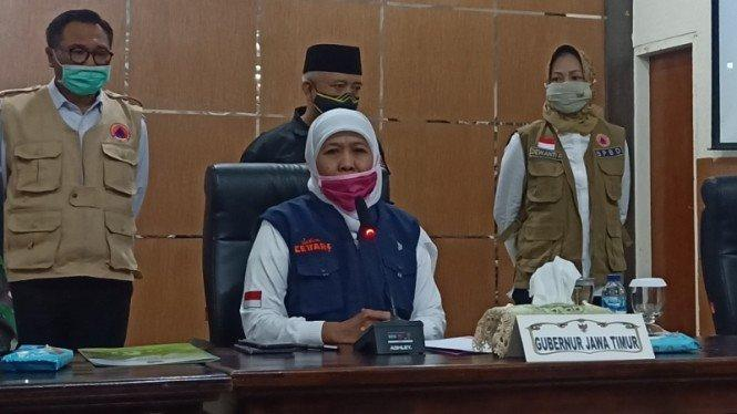 Pasien Meninggal akibat COVID-19 di Jawa Timur Mayoritas Diabetes