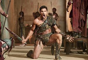 """Spartacus Episode 9: Things That Made Us Go """"Ew!"""""""