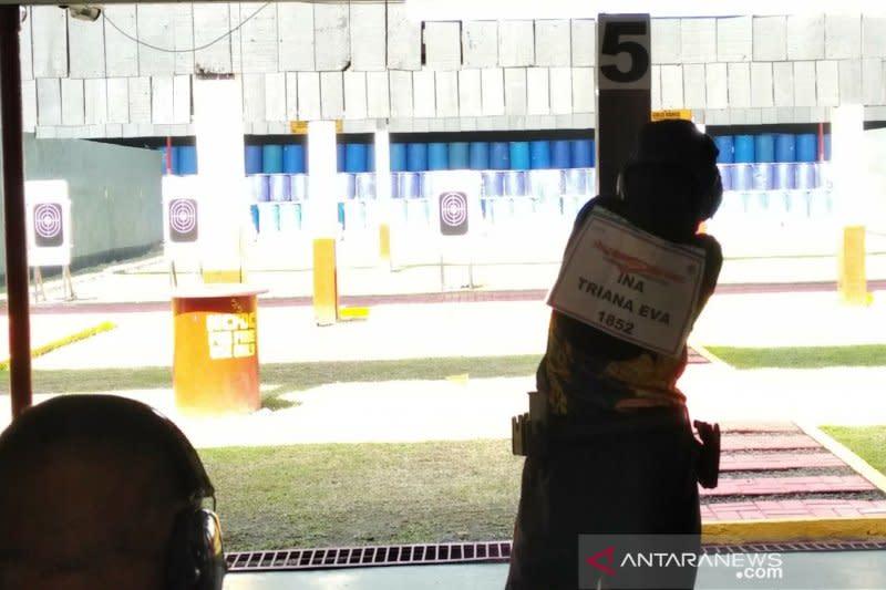 Menembak putri sumbang dua perak bagi Indonesia