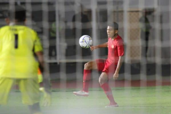 Salman Alfarid Main Oke, Pelatih Timnas U-19: Layak Man of The Match!