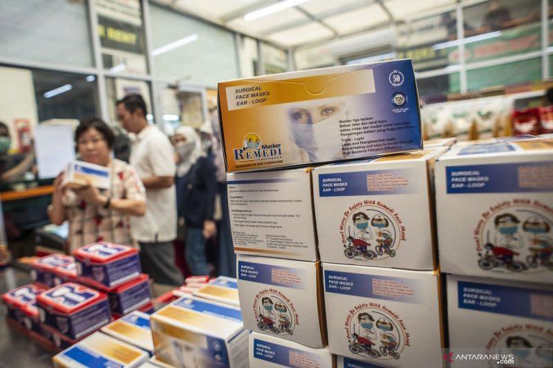 "Facebook Indonesia ""take-down"" iklan masker dan klaim obat corona"
