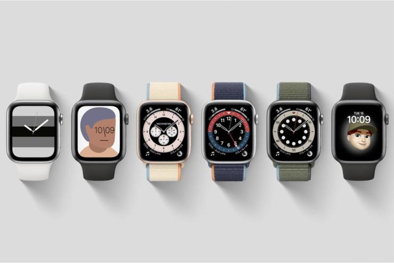 Apple Watch 6 design