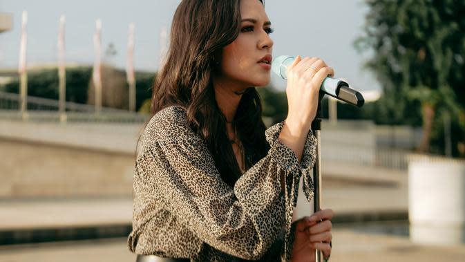 Raisa Live in Lapangan Banteng (Dok Juni Records)