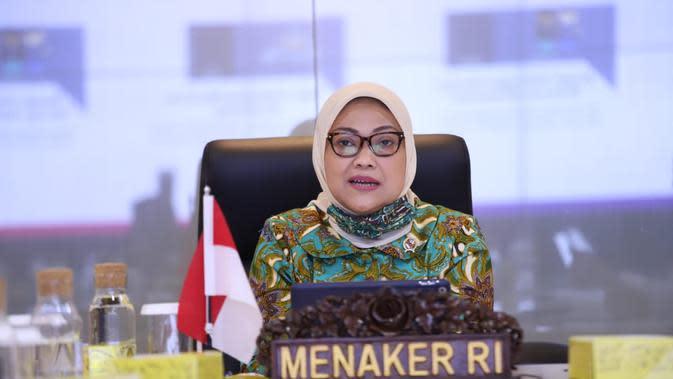 Menteri Ida Fauziyah.