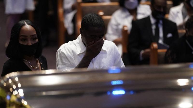 Pemakaman George Floyd