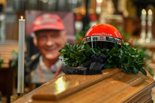 Three-time F1 world champion Niki Lauda came back from a horrific crash and later founded several airlines