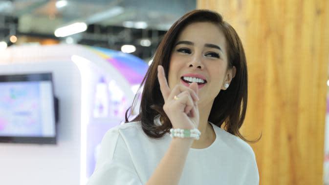 Astrid Tiar. (Adrian Putra/Fimela.com)