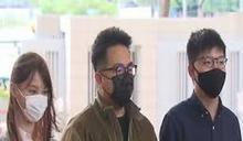 包圍警察總部 香港民主人士黃之鋒被判13個半月