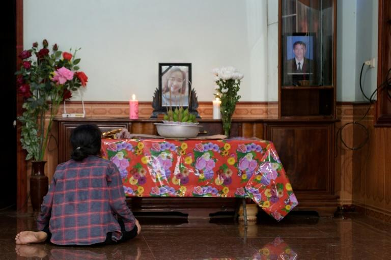 The official identification of victims has confirmed the wortst fears of the family of Bui Thi Nhung