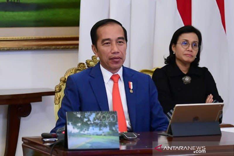Teken Perppu, Presiden tambah APBN 2020 Rp405,1 triliun atasi COVID-19