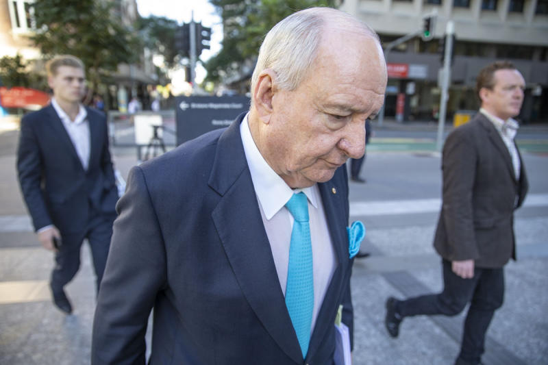 Alan Jones on his last strike following New Zealand PM comments
