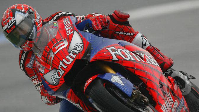 Marco Melandri. (Red Bull)
