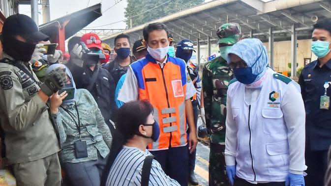 Kasus Positif Covid-19 Kabupaten Bogor Bertambah 4 Orang