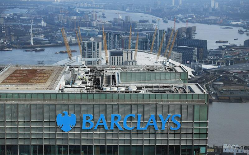 A general view of Barclays headquarters in London, Britain, 07 March 2018 (reissued 21 September 2020). Leaked documents from the US Financial Crimes Enforcement Network (FinCEN) revealed suspicious transactions of several multinational banks that point to alleged money laundering. - Andy Rain/EPA-EFE/Shutterstock