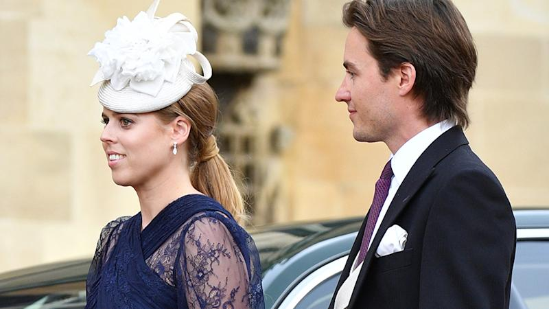 Could Beatrice be heading to her own royal wedding soon? Photo: Getty Images