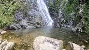 【行山好去處】梧桐石澗 全港最有規模瀑布群