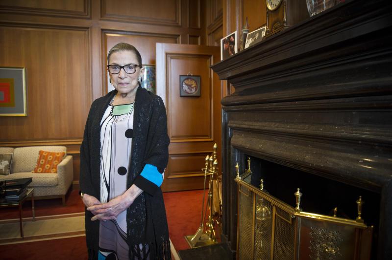 Supreme Court Obit Ginsburg