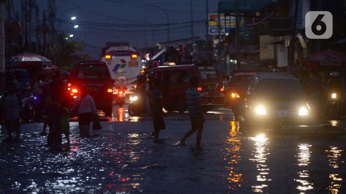 30 RT di Jakarta Terendam Banjir, BPBD DKI Sebut Tak Ada yang Mengungsi