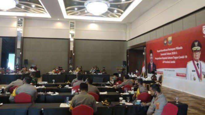 Tito Ingatkan Tak Ada Jaminan Kapan Wabah COVID-19 Berakhir