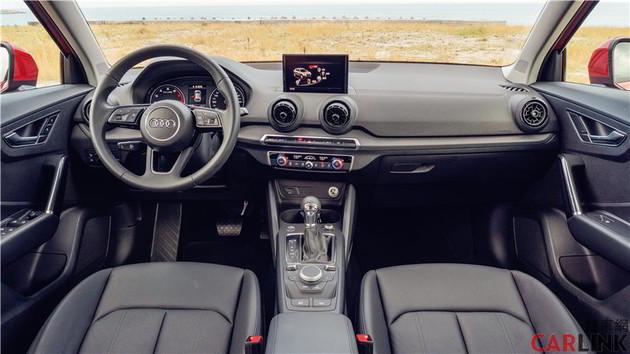 感受不同的跨界 - Audi Q2 35 TFSI Sport 試駕