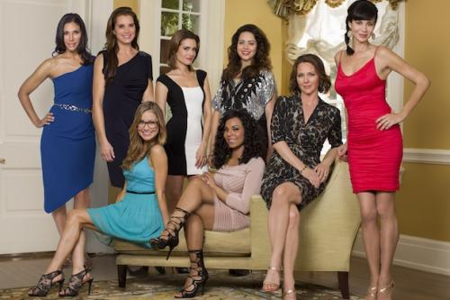 Lifetime Cancels 'Army Wives'