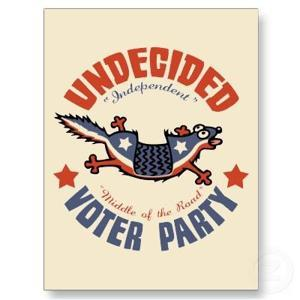 In Defense of the Undecided Voter: A Playlist
