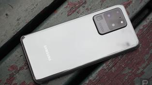 Samsung Galaxy S20 Ultra 評測:望向比宇宙更遠的地方