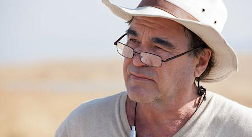 Oliver Stone discusses weed, war and 'Savages'