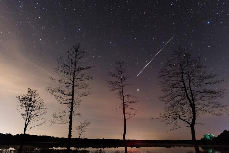 Perseid meteor shower peaks early Wednesday. How about taking a look?
