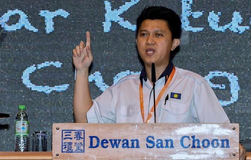 Chong said MCA has taken disciplinary action and sacked 66 members who violated the party's disciplinary code since GE14. — Bernama pic