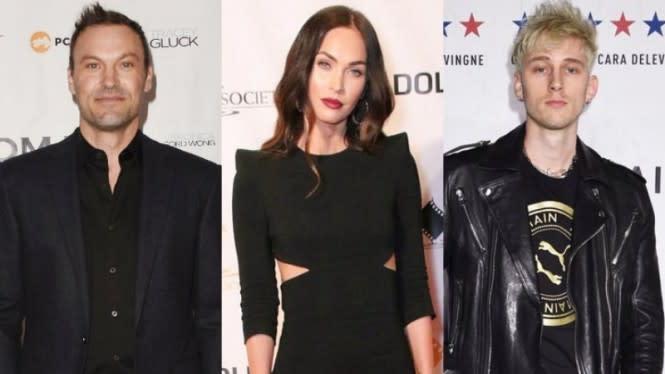 Diisukan Selingkuh dengan Machine Gun Kelly, Megan Fox dan Suami Cerai