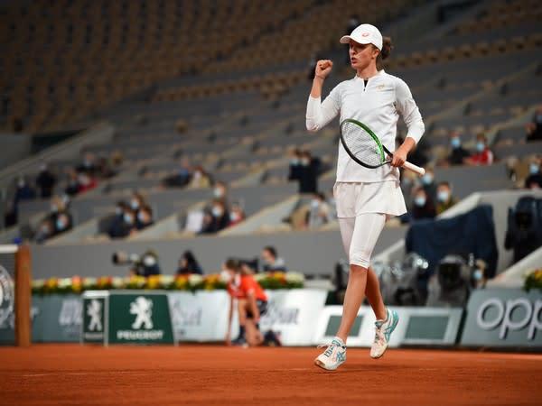 Poland's Iga Swiatek (Photo/ Roland-Garros Twitter)