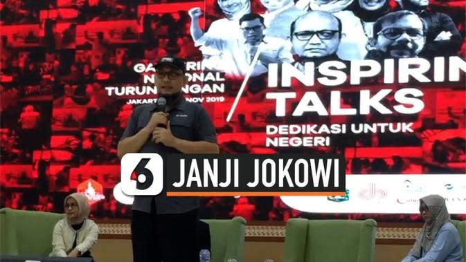 VIDEO: Tanggapan Novel Baswedan Soal Janji Jokowi Selesaikan Kasus Penyerangan
