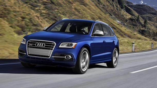 2014 Audi SQ5, the 354-hp crossover someone's waiting for